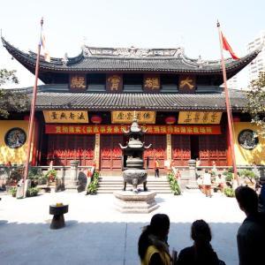 Jade Buddha-Temple